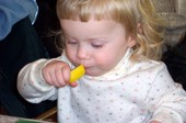 Videos of Babies Sucking on Lemons & Limes