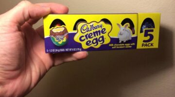 Cadbury Easter Candy