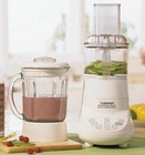 Cuisinart SmartPower Duet Blender and Food Processor.