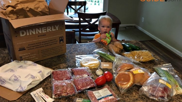 Is The Dinnerly Meal Delivery Service At $5 A Serving Worth It? One Mom's Review