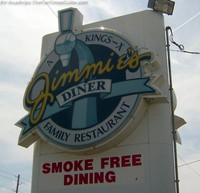 Review Of Jimmie's Diner In Wichita, Kansas