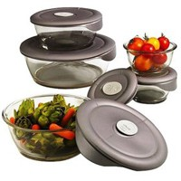 Glass cooking bowls with lids review