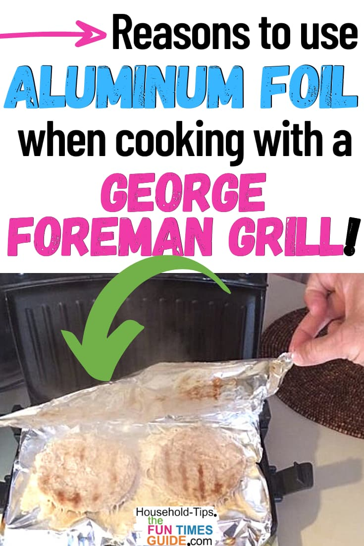 How To Clean A George Foreman Grill - 3 Ways To Make Your Grill Practically Clean Itself!