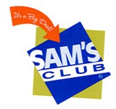 Sams Club logo.