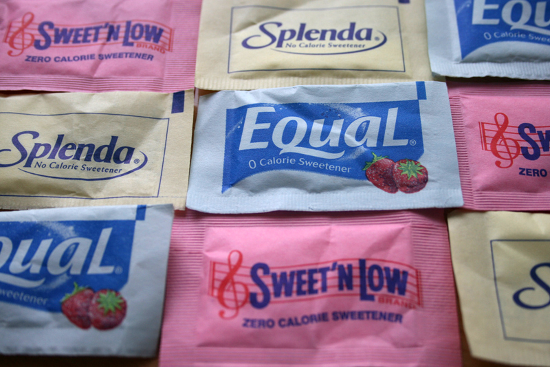 A Word About Artificial Sweeteners.