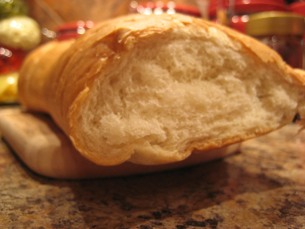 Crusty French Bread Rolls Easy Clam Chowder Recipea Great Soup For A Winter Day The