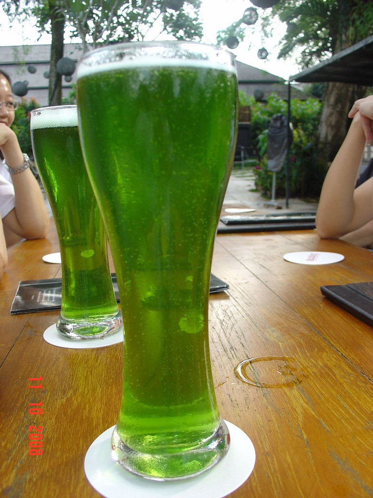 Green Drink Recipes For St Patrick 39 S Day Green Beer