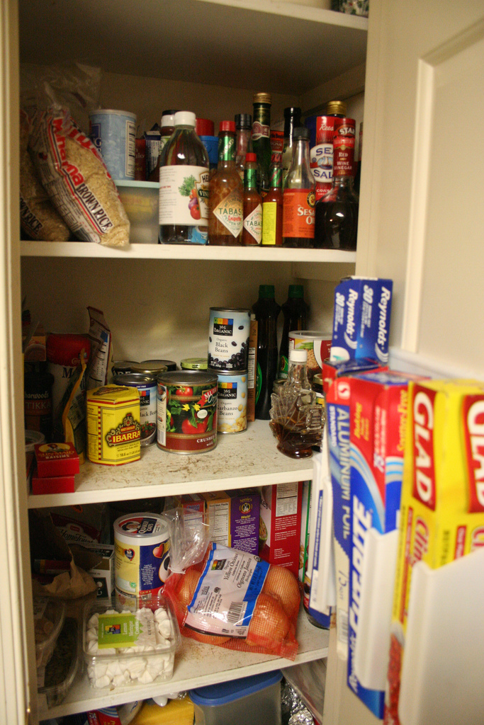 The Best Pantry Organizing Tips I Used To Organize My Own
