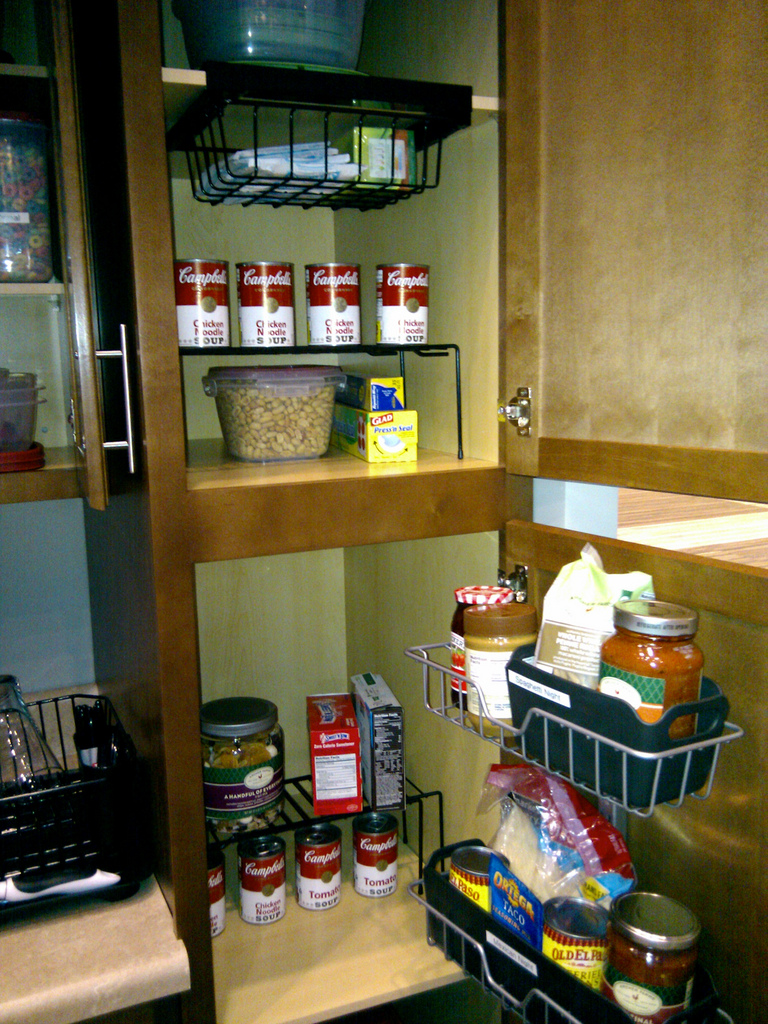 Pantry  Organizers By Rubbermaid Products