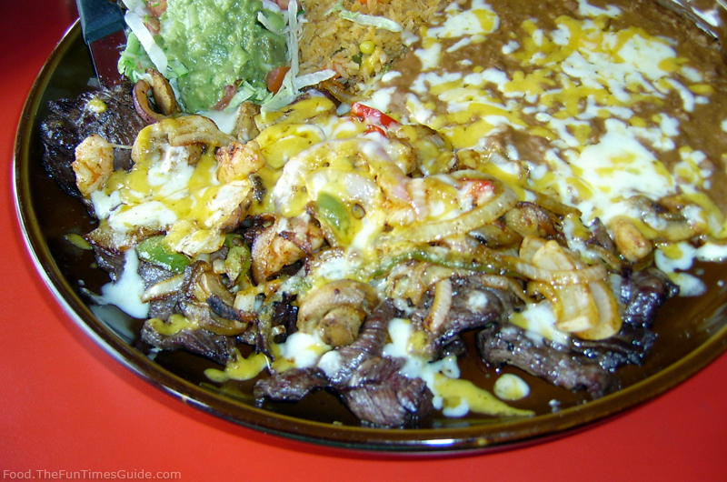Dining Out Gluten-Free In Page, Arizona: Fiesta Mexicana ...