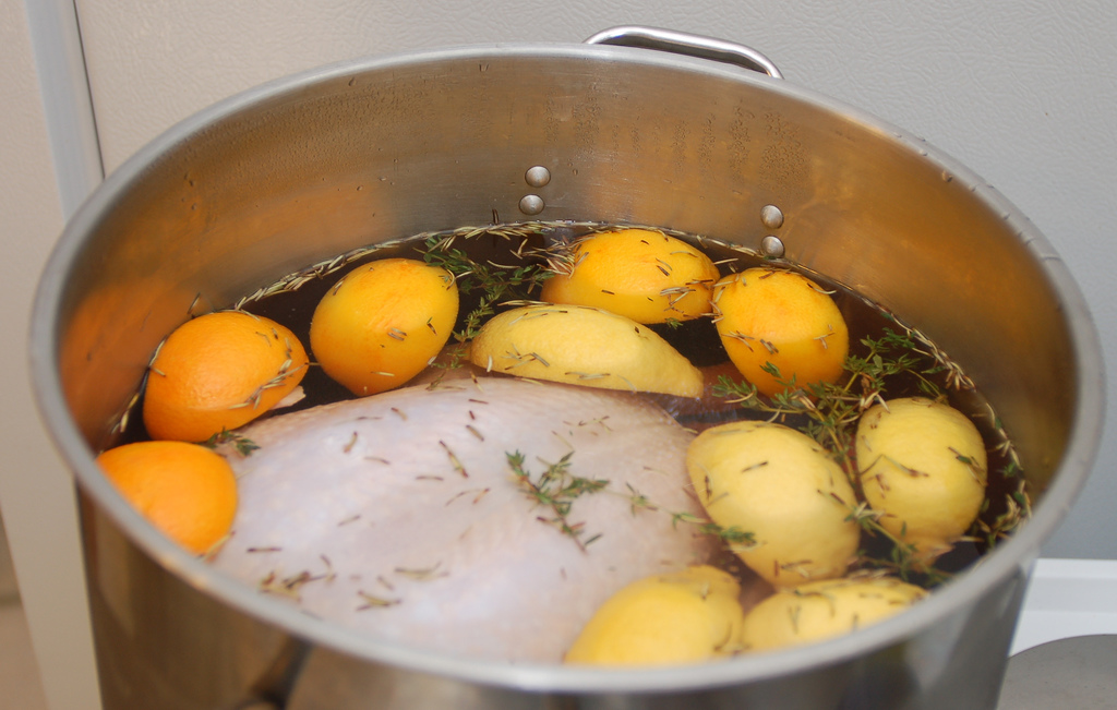 Turkey Brining 101: Ever Wonder How (Or Why) To Brine Turkey? | Fun ...