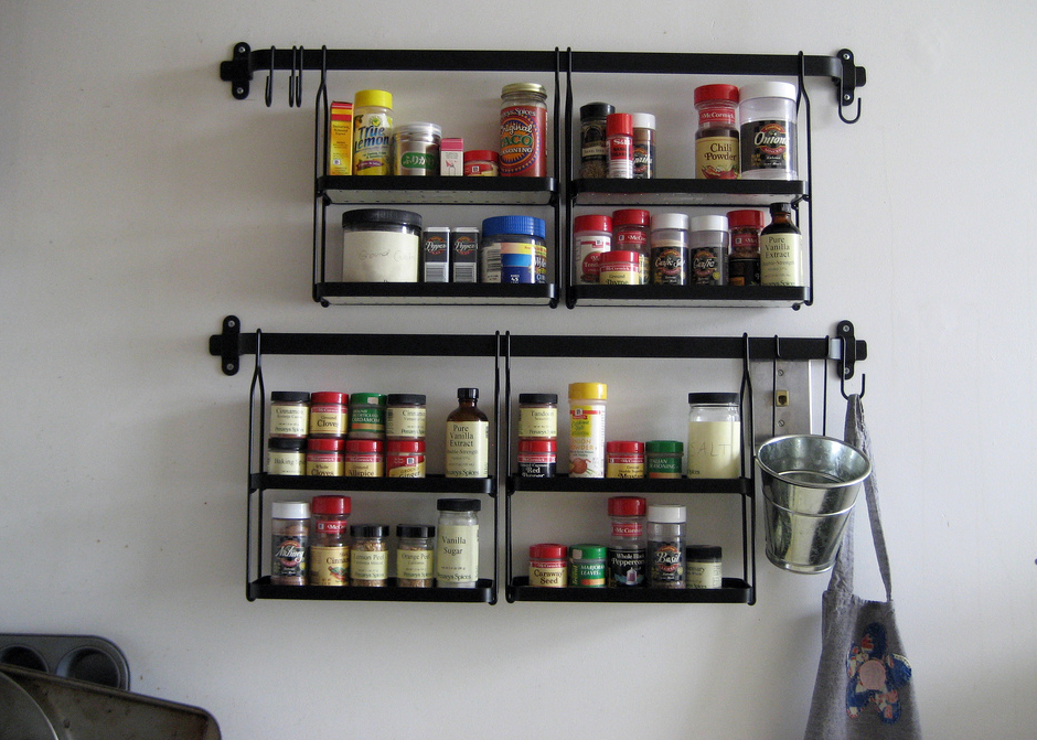 How To Store Spices In Small Kitchen